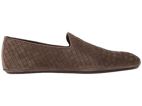 NavyNew Intrecciato Dark Loafer Bottega Suede Steel Veneta Xwqg5H