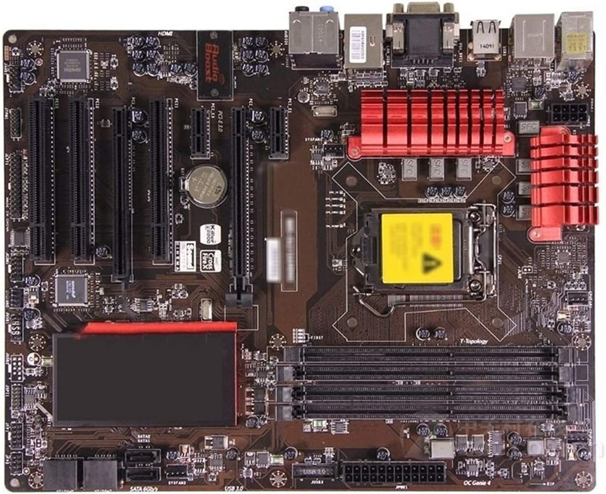 RKRLJX Placa Madre Micro ATX MOTORBOART MADERBOOM MADERBARD Fit For para MSI B85-G43 Gaming DDR3 LGA 1150 32GB Ajuste para 22NM CPU USB3.0 DVI VGA HDMI
