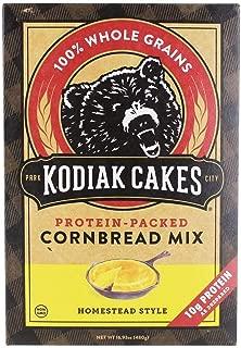 Kodiak Cakes - Protein-Packed Cornbread Mix - 16.93 oz.