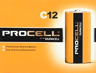 duracell procell c12