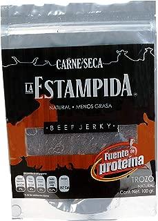 Carne Seca La Estampida 100g (Natural)