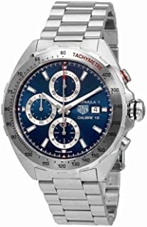 Formula 1 Blue Dial Calibre 16 Chronograph Men's Watch CAZ2015.BA0876