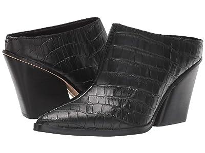 Dolce Vita Ira (Noir Croco Print Leather) Women