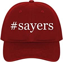 The Town Butler #Sayers - A Nice Comfortable Adjustable Hashtag Dad Hat Cap
