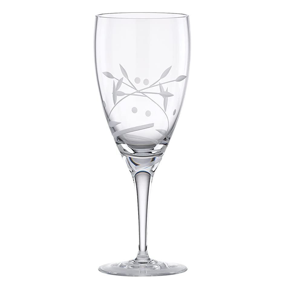 Lenox Opal Innocence Signature Crystal All Purpose Beverage Glass