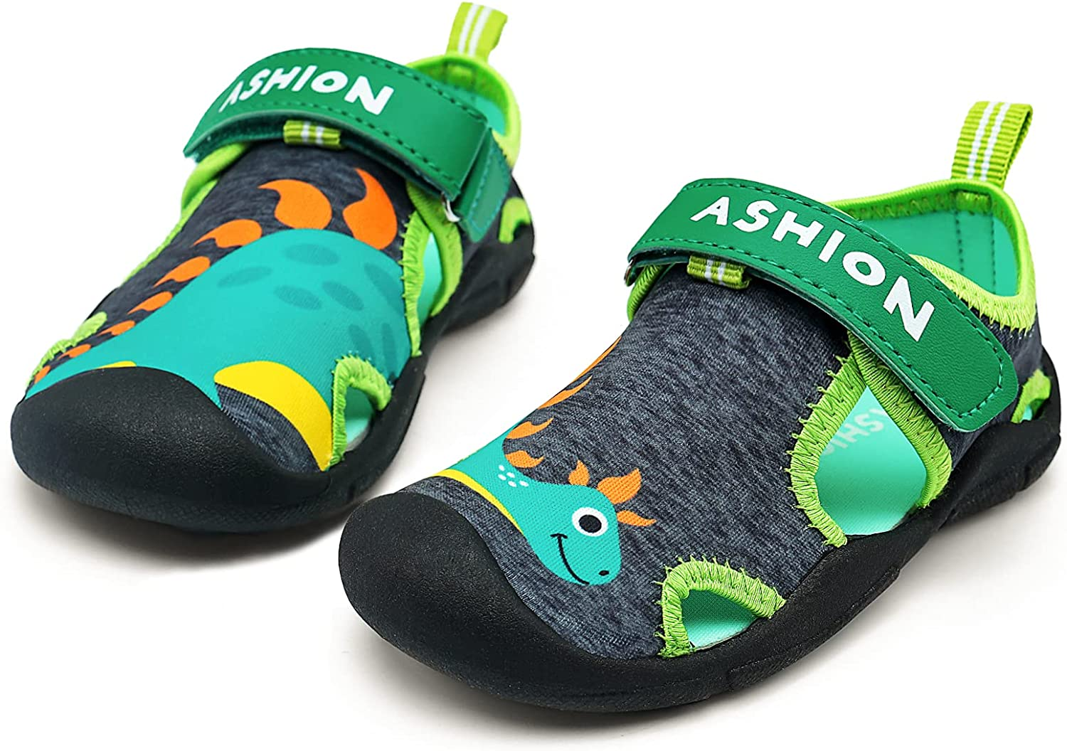 online shopping Boys Sandals Closed Toe Toddler Girls Kid Straps for Two Max 76% OFF