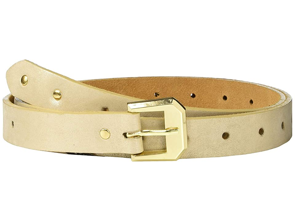 Image of ADA Collection Alma Belt (Champagne) Women's Belts