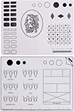 nail art practice sheet