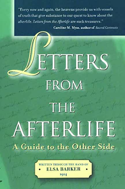 Letters from the Afterlife: A Guide to the Other Side (English Edition)