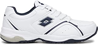 Lotto Multi-Trainer Men's Running Shoes, White, 11 US