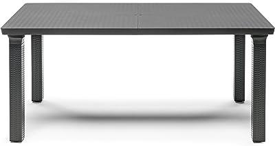 Amazon.de: JARDIN 206978 Lofttisch Futura, 165 x 95 cm ...