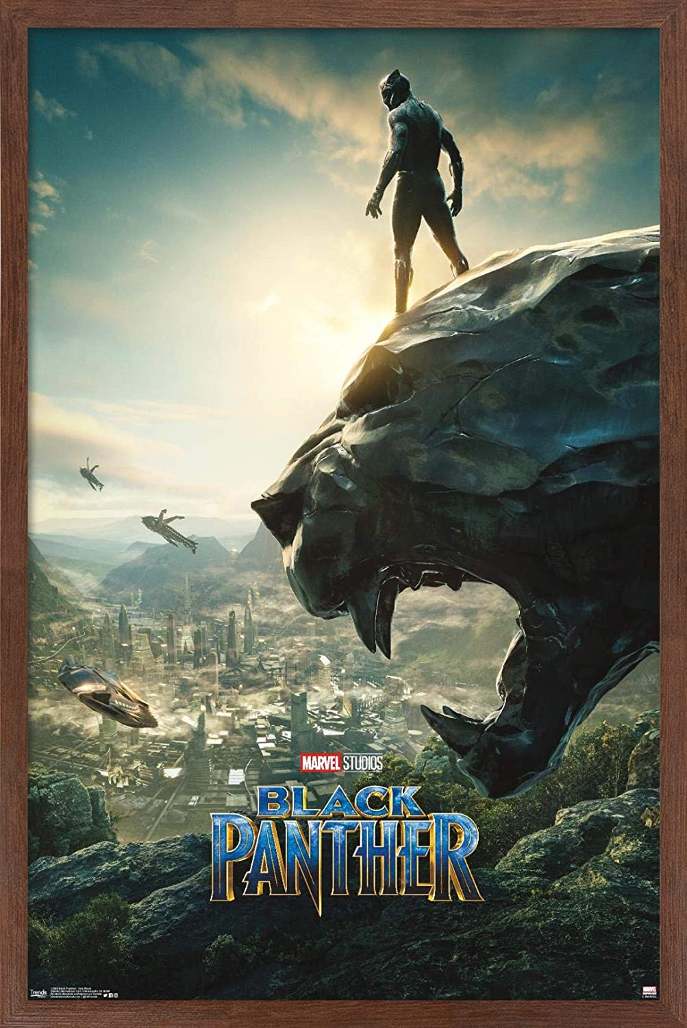 Trends Mail order cheap International Marvel Free shipping anywhere in the nation Cinematic Mon Universe-Black Panther