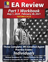 PassKey Learning Systems EA Review Part 1 Workbook: Three Complete IRS Enrolled Agent Practice Exams for Individuals (May 1, 2020-February 28, 2021 Testing Cycle)