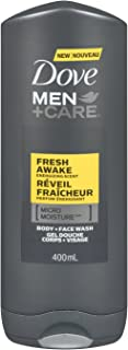 Dove Men+Care Body and Face Wash Fresh Awake with MicroMoisture Technology 400 mL