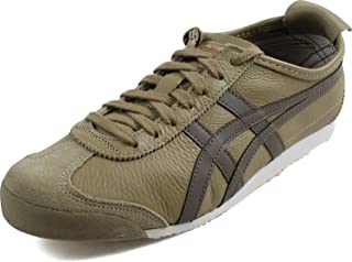 Onitsuka Tiger Womens Mexico 66®-U Mexico 66-u Green Size: 7.5 Women/6 Men