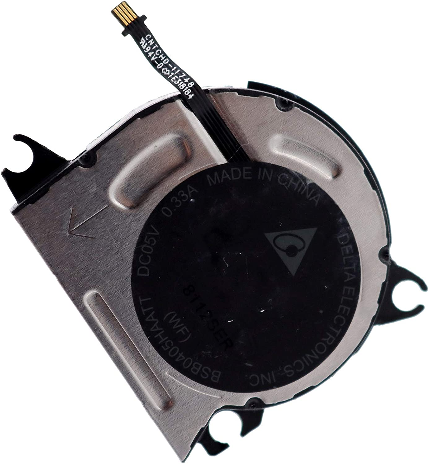 Deal4GO Internal CPU Cooling Fan Replacement Part Compatible for Switch Fan