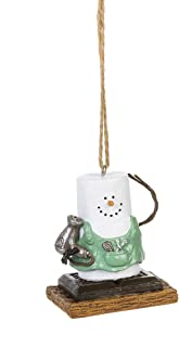 Midwest-CBK S'Mores Hairstylist with Hair Dryer and Tools Ornament