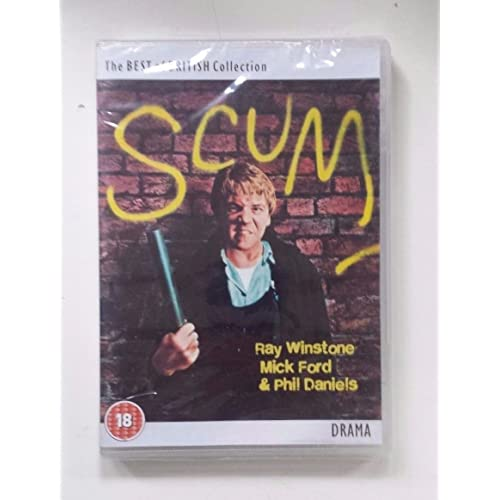 Scum (1979) Alan Clarke Ray Winstone Mick Ford Phil Daniels