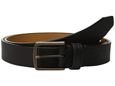 Trask Elkhorn Belt (Black Norwegian Elk) Men