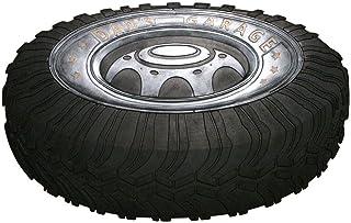 Robert Allen 100527224 Dad's Tire Door Mat, Large, Black