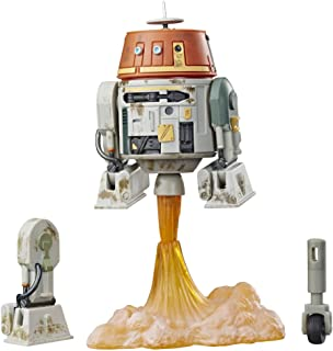 Star Wars The Black Series Chopper (C1-10P) Toy 6-Inch-Scale Rebels Collectible Action Figure, Toys for Kids Ages 4 and Up