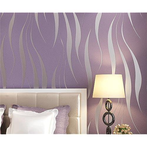 Zombie Bedroom Wallpaper Bedroom Decor Purple Ideas Middle Eastern Bedroom Decorating Ideas Unisex Bedroom Colors: Purple Wallpaper For Bedroom: Amazon.co.uk