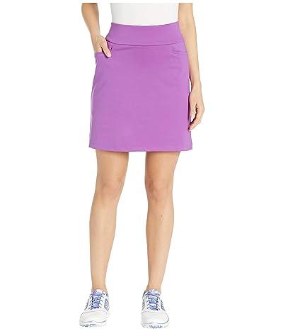 adidas Golf Ultimate Knit 18 Skort (Active Purple) Women