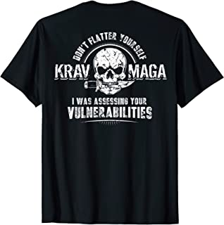 Ultimate Krav Maga Shirt - Assessing Your Vulnerabilities
