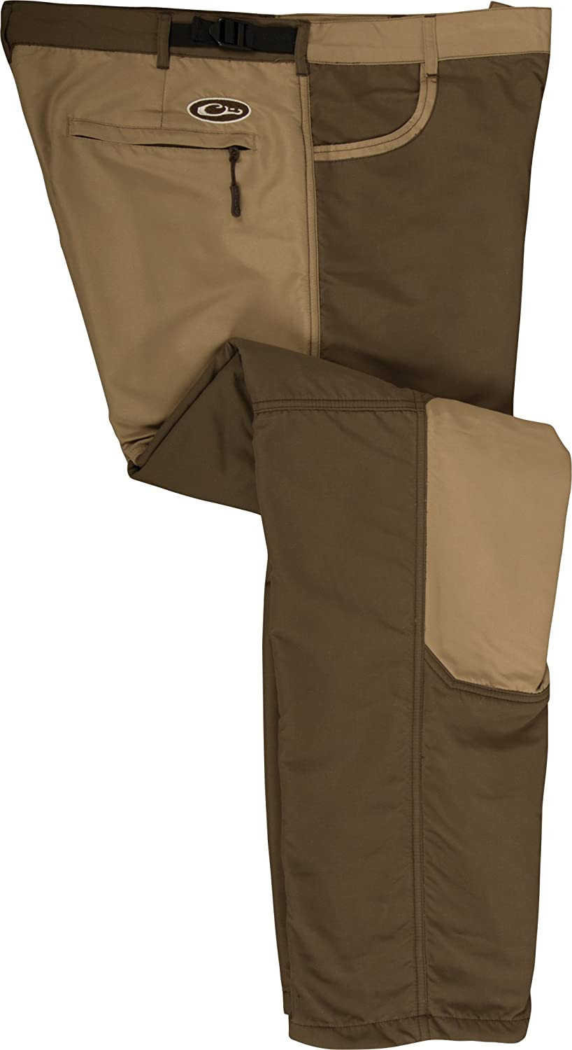DRAKE Waterfowl Discount mail order Men's MST Jean Wader Credence Cut Fleece-Lined Pant