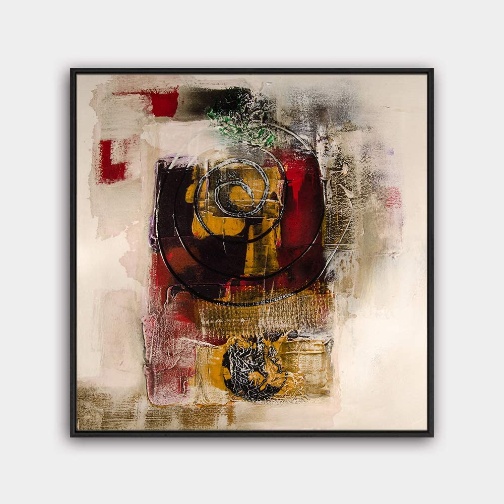 Ranking TOP8 SIGNWIN Framed Canvas Wall Art Modern Painting Pr Texture New product