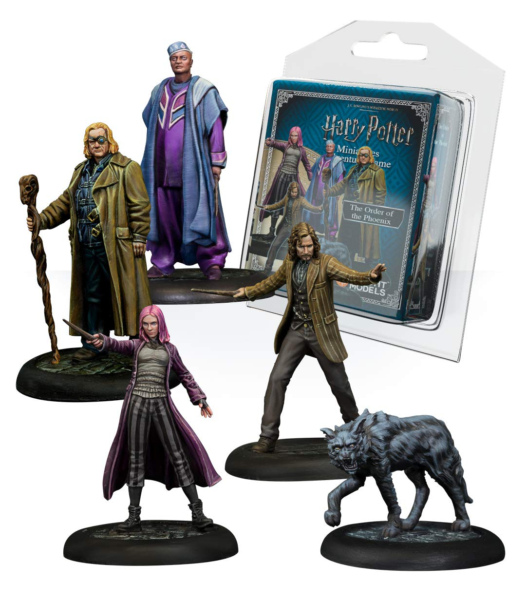 Knight Models Juego de Mesa - Miniaturas Resina Harry Potter Muñecos Order of The Phoenix, versión inglesa: Amazon.es: Juguetes y juegos