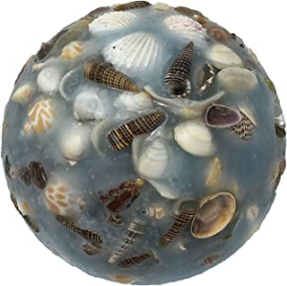 Habersham Candles Sea Scape Wax Pottery Sphere