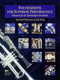 foundations for superior performance euphonium