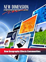 How Geography Effects Communities