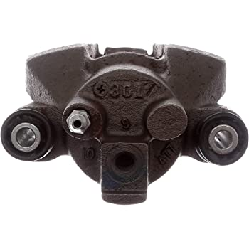 Loaded ACDelco 18R1914SV Specialty Rear Disc Brake Caliper Assembly with Performance Fleet//Police Pads Remanufactured