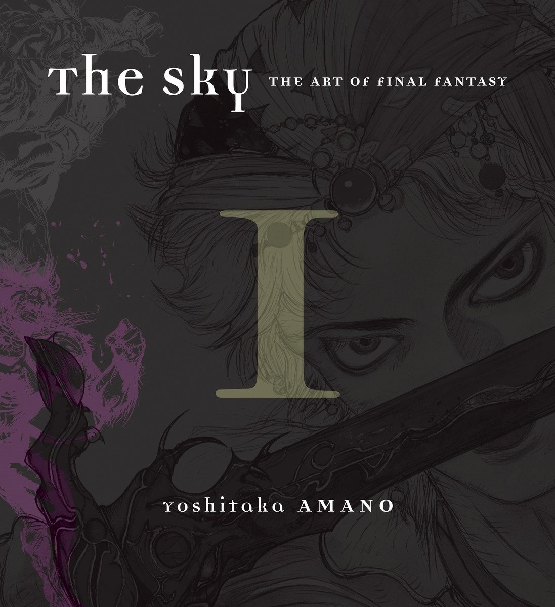 Download The Sky: The Art Of Final Fantasy I-III, 1987-1990 