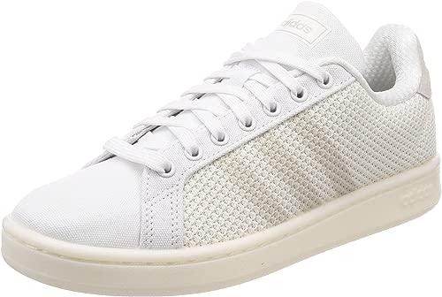 Adidas Originals Grand Court Turnschuhe Herren Weiß, 10 UK - 44 2 3 EU - 10.5 US