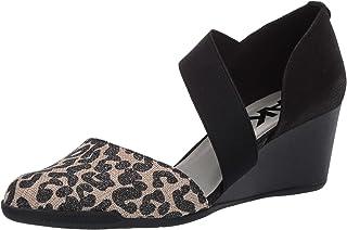حذاء تارا ويدج للسيدات من آن كلاين