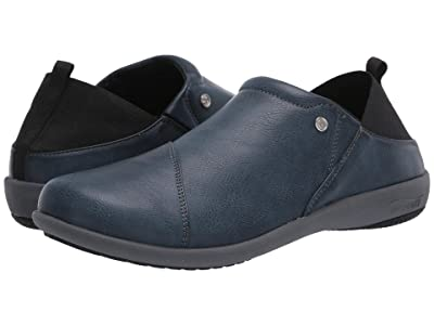 Spenco Brooklyn Slip-On (Navy) Women