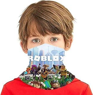 Ro-BLox Kids Neck Gaiter Face Cover Mouth Cover Balaclava Bandanas