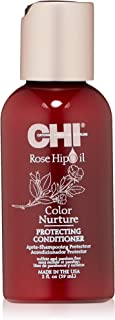 Rose Hip Oil Color Nurture Protecting Conditioner by CHI for Unisex - 2 oz Conditioner