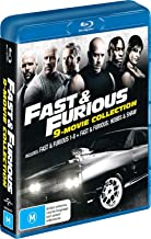 Fast & Furious + Hobbs & Shaw - 9 Movie Collection