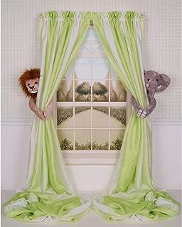 Best curtain tie backs for nursery Reviews