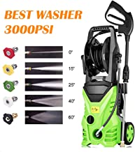 ivation electric pressure washer manual