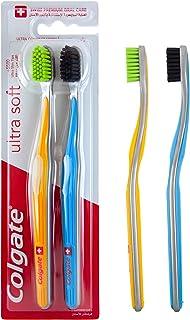 Colgate Ultra Soft Toothbrush - 2 Pcs