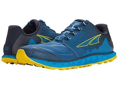 Altra Footwear Superior 4.5 (Blue/Yellow) Men