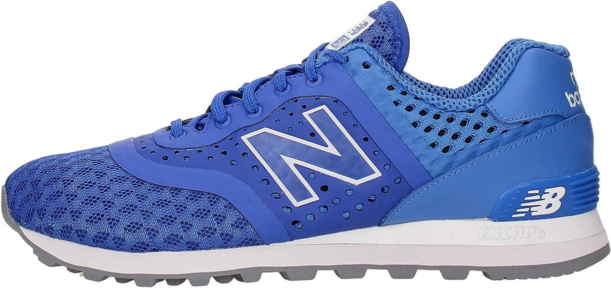 New Balance Scarpe Sportive Uomo Azzurre