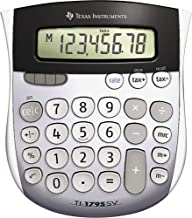 Texas Instruments TI-1795 SV Standard Function Calculator / 12 Pack