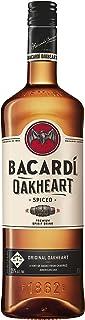 BACARDI Oakheart Spiced Rumspirituose Dark 1 x 1.5 l