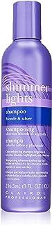 Clairol Shimmer Lights Original Shampoo Blonde and Silver 8 oz.